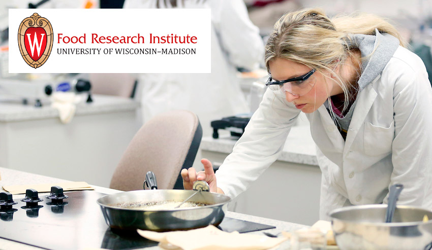 Research Collaboration with Food Research Institute