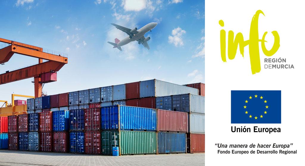 Subvención Feder INFO procesos logísticos